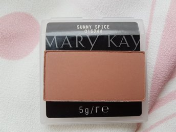 Mary Kay Mineral Cheek Color Sunny Spice New