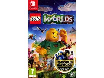 Lego Worlds (Switch)