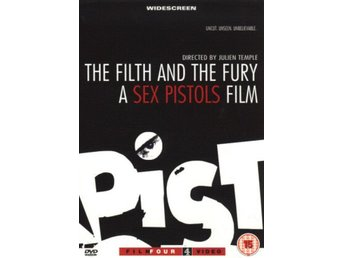 The Filth and the Fury - A Sex Pistols Film DVD (2003) Julien Temple