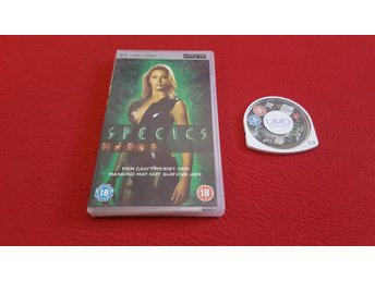 SPECIES UMD FILM till Sony PSP
