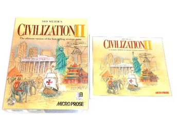 Sid Meier`s - Civilization II