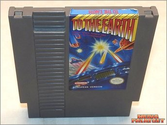 To The Earth (NES/DAS)