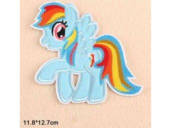 Patch   Tygmärke My Little Pony - Rainbow Dash (334531009) ᐈ Köp på ... 2b3023eaac97c