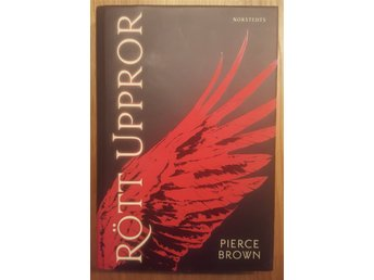 Pierce Brown - Rött uppror (Hardcover)