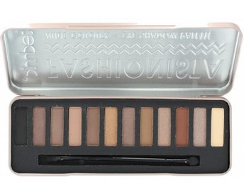 Technic Fashionista Nude Eyeshadow Palette