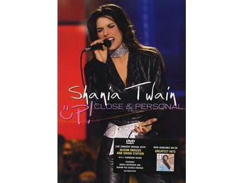Twain Shania Up! Close and personal (DVD)