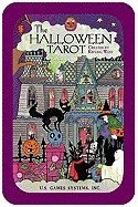 The Halloween Tarot [With Instruction Booklet] 9781572816213