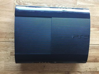 Playstation 3 Superslim 12GB + Handkontroll + FIFA14