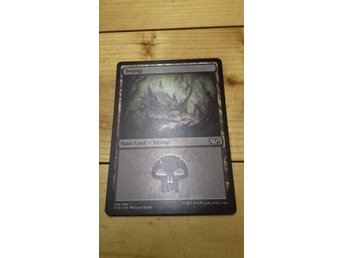 SWAMP FOIL. MAGIC THE GATHERING