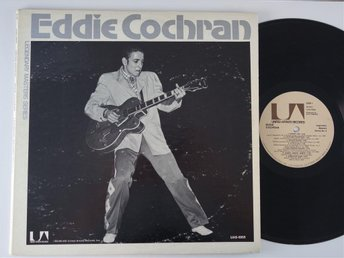 Eddie Cochran- Legendary masters series AWESOME COMPILATION!