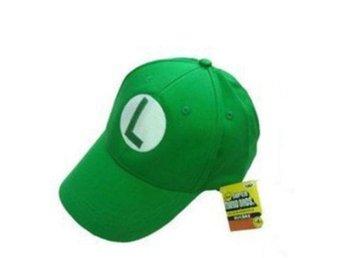 Kläder Hat Cap Keps / Kepsar Super Mario LUIGI GRÖN - Uddevalla - Kläder Hat Cap Keps / Kepsar Super Mario LUIGI GRÖN - Uddevalla