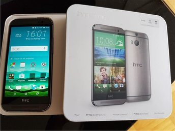 HTC one m8 olåst