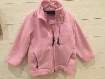Everest fleece i strl. 80 (stor)