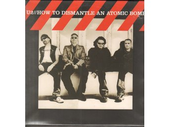 U2 - HOW TO DISMANTLE AN ATOMIC BOMB (INCL PRINTED INNER & BOOK, GREEN VINYL) LP - Nacka - U2 - HOW TO DISMANTLE AN ATOMIC BOMB (INCL PRINTED INNER & BOOK, GREEN VINYL) LP - Nacka
