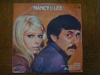NANCY SINATRA & LEE HAZLEWOOD P/S EP 7 BRASILIEN - Tyresö - NANCY SINATRA & LEE HAZLEWOOD P/S EP 7 BRASILIEN - Tyresö