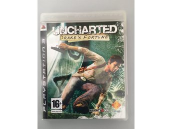 Uncharted Drake´s Fortune  - PS3 spel