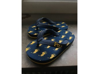 Ralph lauren flip flops barn stl 21 Uk 4 1/2