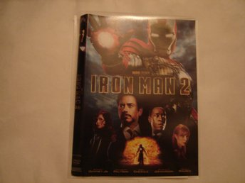 DVD-IRON MAN 2 *Robert Downey JR.*