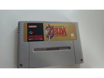 Zelda 3 A link to the past SCN