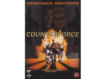 Counterforce  2004 DVD Michael Rooker Robert Patrick
