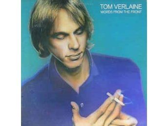 Tom Verlaine - Words From The Front - LP