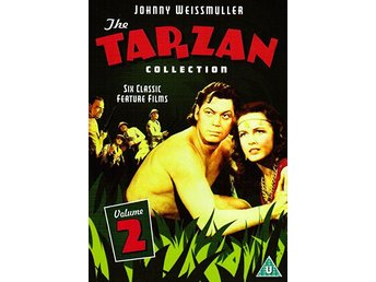 Tarzan Collection Vol. 2 - Triumphs / Desert Mystery / The Amazons / UK IMPORT
