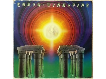 EARTH WIND & FIRE / I AM -- CBS 86084, 1979