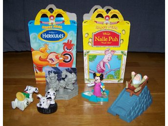 Happy Meal - Disney