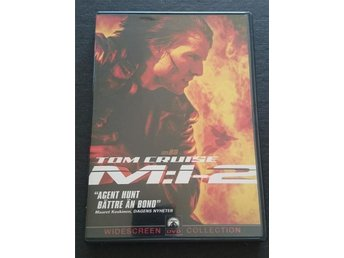 Mission Impossible 2 - Tom Cruise - Svensk text