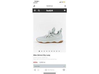 Nike skor (352413070) ᐈ Köp på Tradera