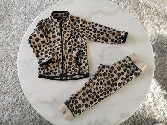 Set i fleece med jacka och byxa | Lindex