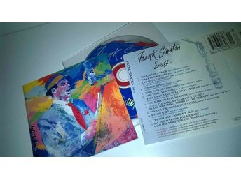 Frank Sinatra - Duets, single CD