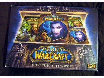 World of warcraft battlechest Manual Geast Pass 2St Game DVD
