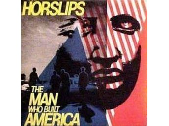 Horslips - The Man Who Built America - LP Vinyl