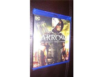 Arrow 2015-16 Season Four 4 23 Episodes 4 disc Blu-ray NY - Glommen - Arrow 2015-16 Season Four 4 23 Episodes 4 disc Blu-ray NY - Glommen