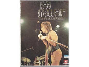 Rod Stewart - The Vintage Years - Guitar tabs