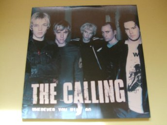 The Calling - Wherever You Will Go - 2002 - CD-SINGEL