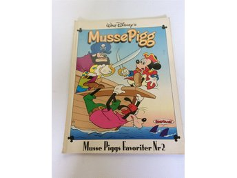 Disney - Musse pigg - Musse piggs favoriter Nr.2