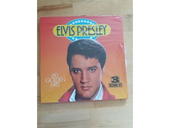 Elvis Presley 60 Golden hits / 1984