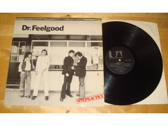 DR. FEELGOOD - Malpractice, UK-1975 Original!