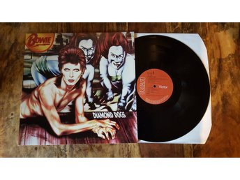 David Bowie / Diamond Dogs /  Nyskick / Nypress