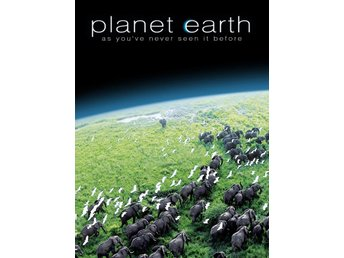 Planet Earth - As You´ve Never Seen It Before 2006 5 DVD Dokumentär