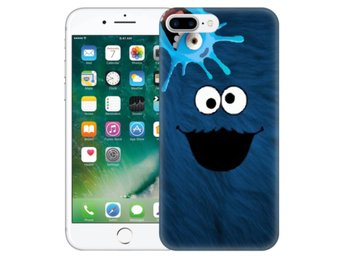 iPhone 7 Plus Skal Cookie Monster