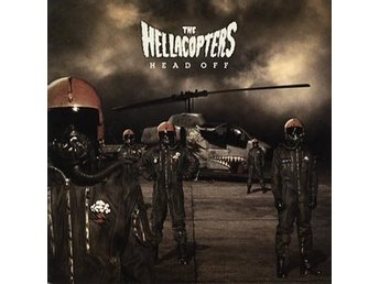 Hellacopters: Head off 2008 (CD)