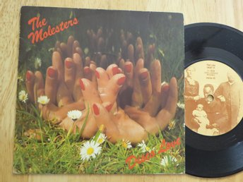 MOLESTERS - Disco love  Small wonder UK -79