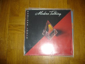 """12"" Modern Talking -Brother Louie"
