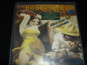 """Lp"" Bob Dylan - Knocked out Loaded"