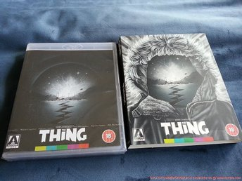 THE THING (1982) Special Edition + SLIPCASE ARROW (John Carpenter Kurt Russell)