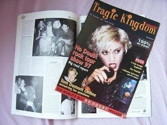 Javascript är inaktiverat. - Tumba - Du bjuder på ett STORT paket med 8 nummer av fanklubb tidningen som handlar om No Doubt!!TK Magazine #1TK Magazine #2TK Magazine #3TK Magazine #4TK Magazine #5TK Magazine #6TK Magazine #8TK Magazine #9TK Magazine #10(TK 6,8 & 9 ej med på bildern - Tumba