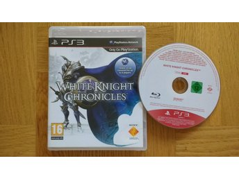 PlayStation 3/PS3: White Knight Chronicles (promo)